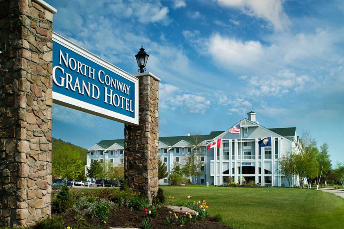 North Conway Grand Hotel - ad image