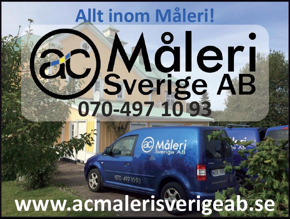 AC Måleri Sverige AB