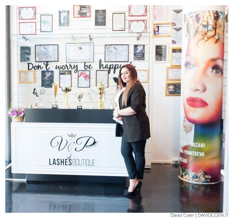 V e P  Lashes Boutique