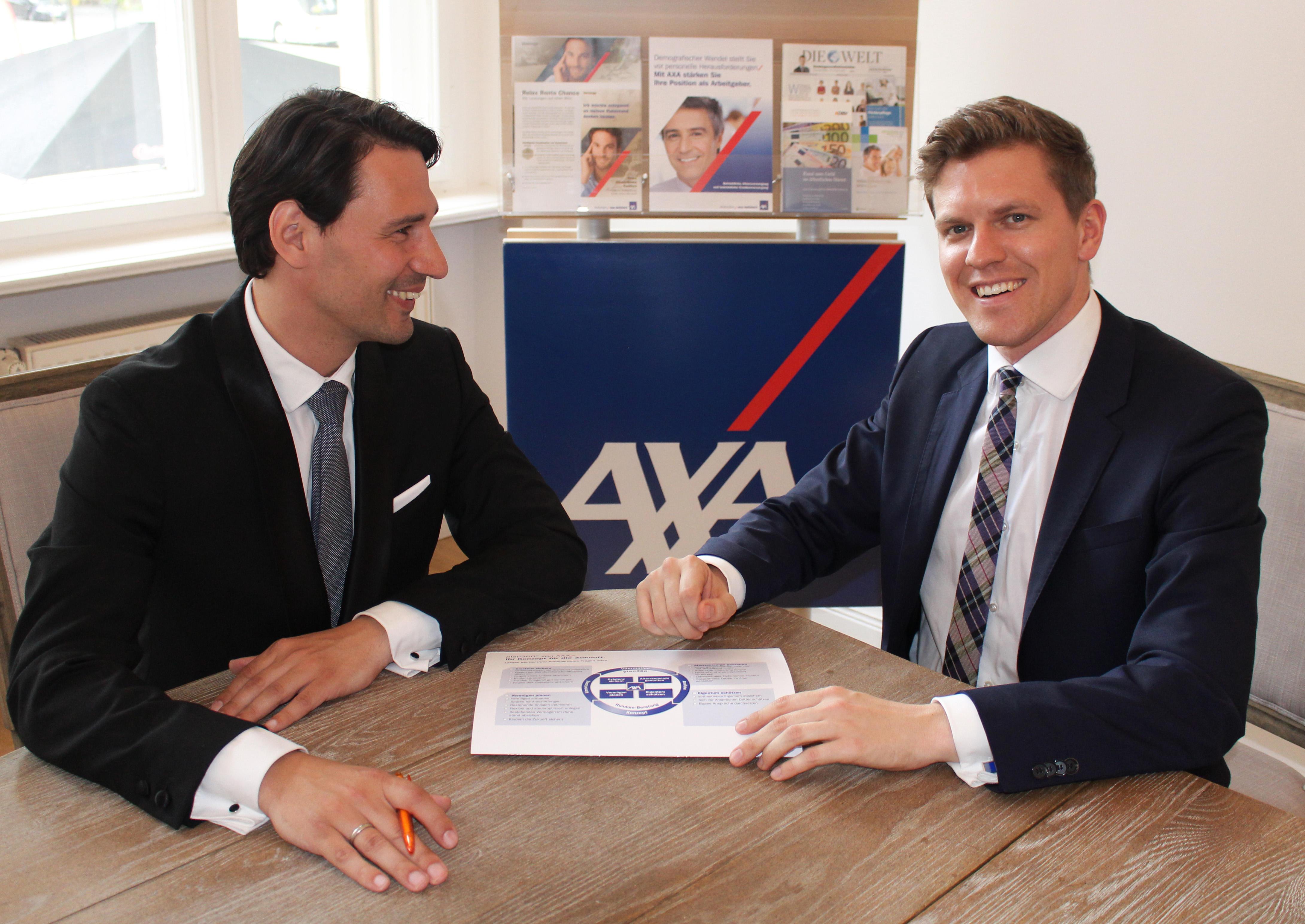AXA Versicherungen Potsdam Fink & Wagner GmbH