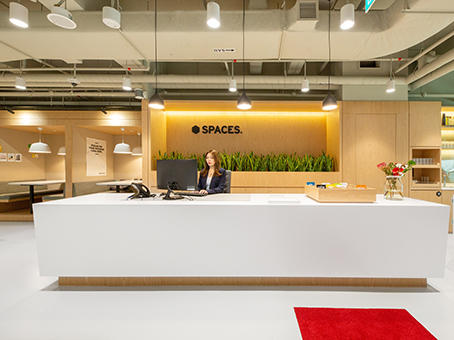 Spaces - Singapore, Spaces One Raffles Place