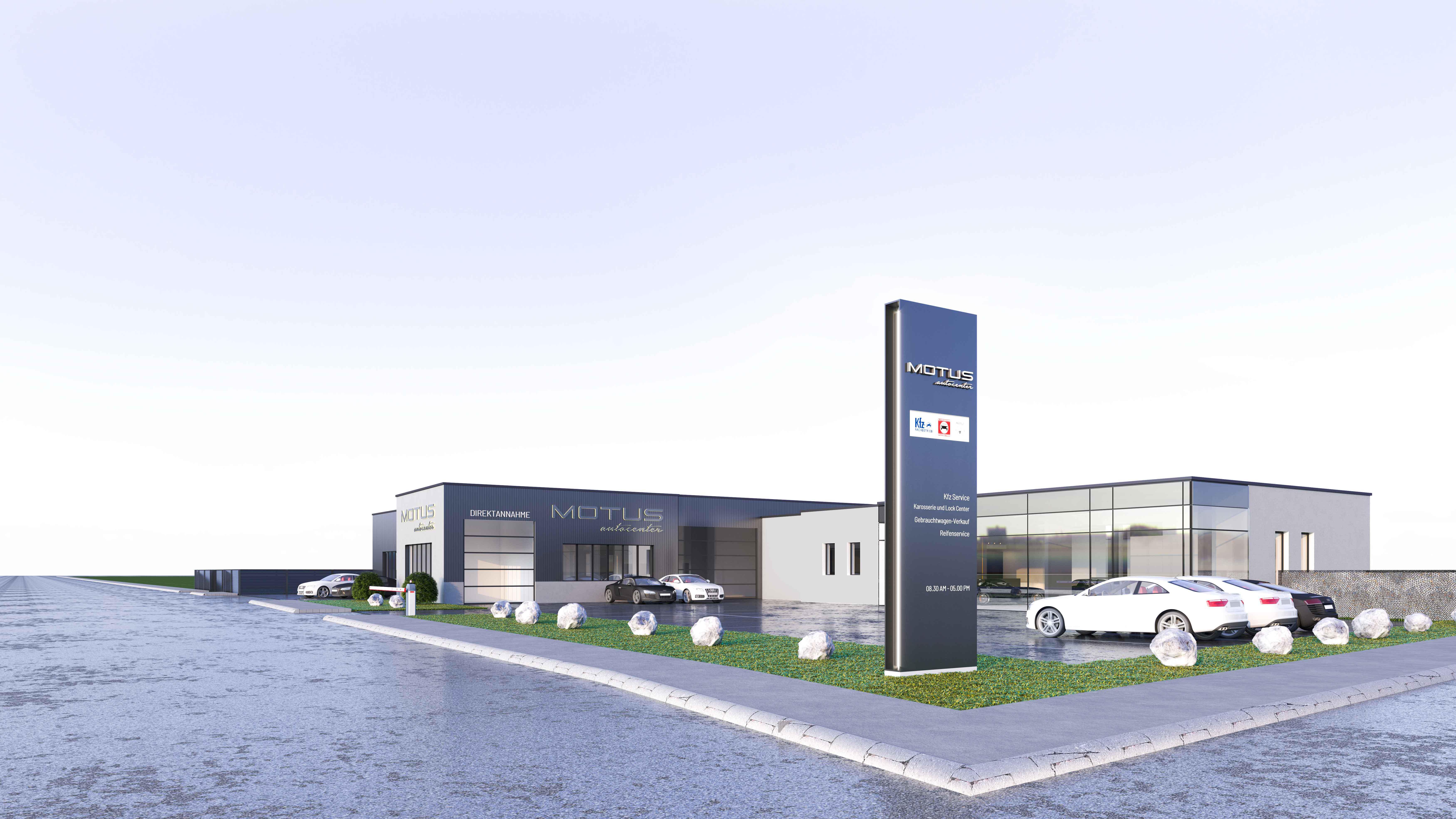 Motus Autocenter - Freie Werkstatt Wien