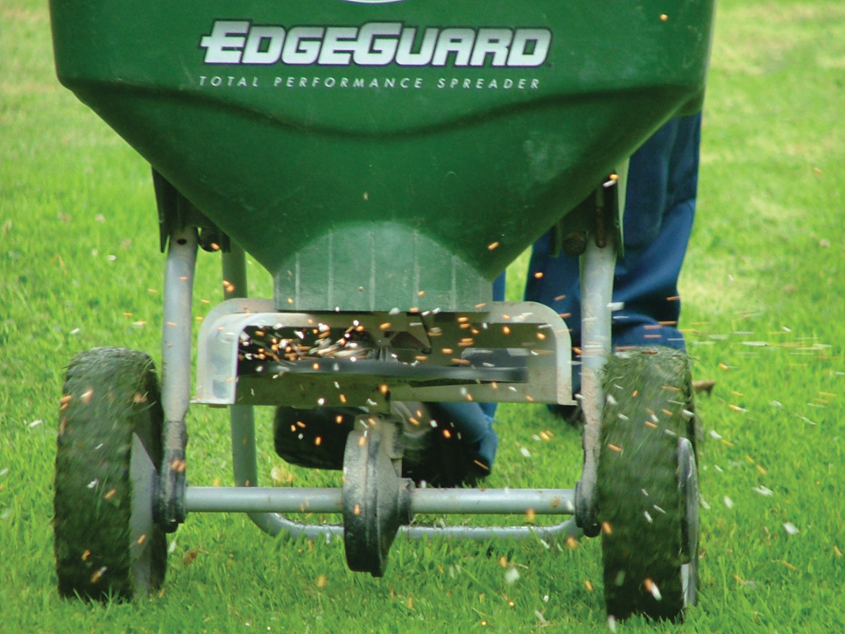 Lawn Seeding Service Overland Park
