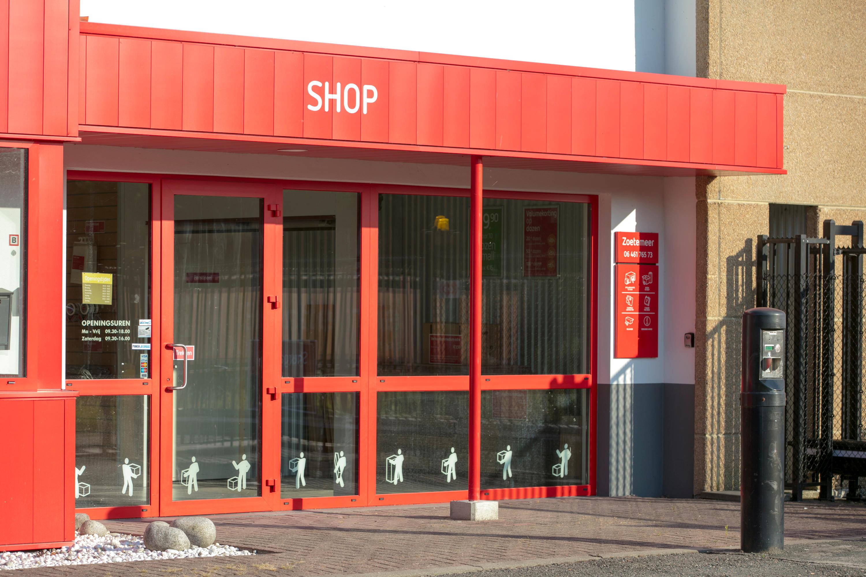 Shurgard Self-Storage Zoetermeer Bleiswijkseweg
