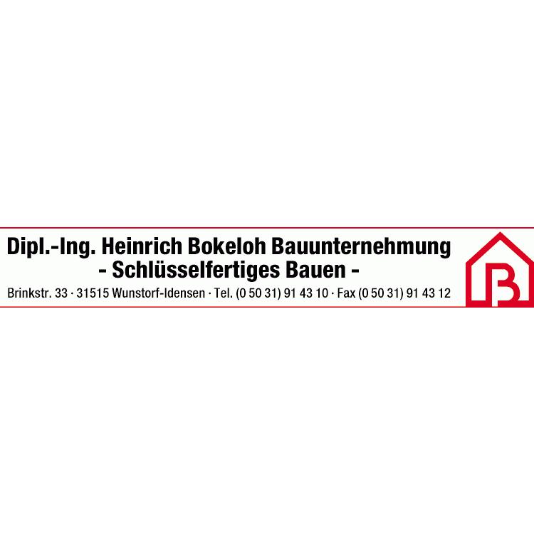 Bild zu Dipl.-Ing. Bauunternehmen Bokeloh GmbH & Co. KG in Wunstorf