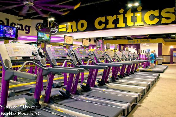 Planet Fitness in Myrtle Beach, SC 29577 ...