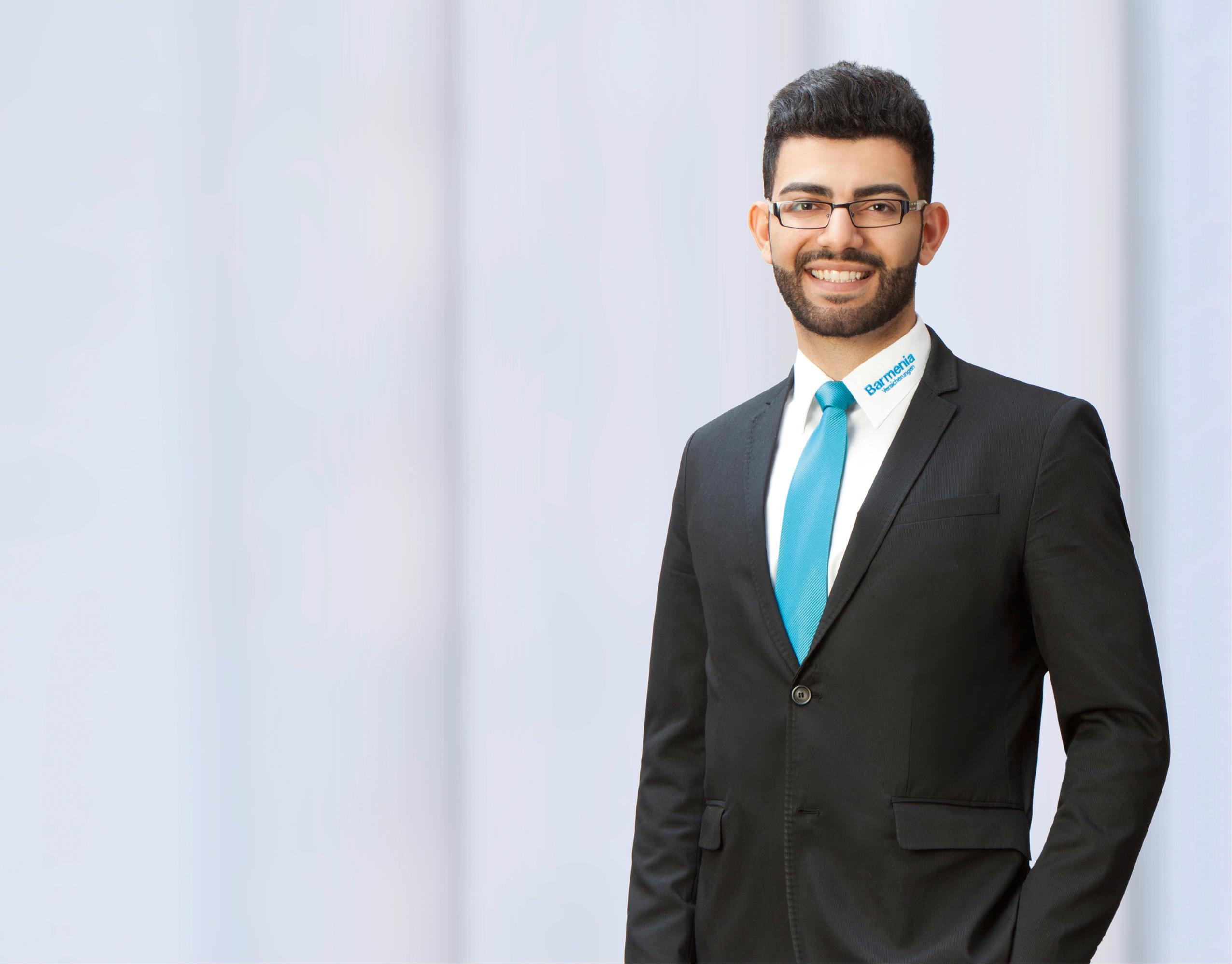 Barmenia Versicherung - Zeyd Al Saad