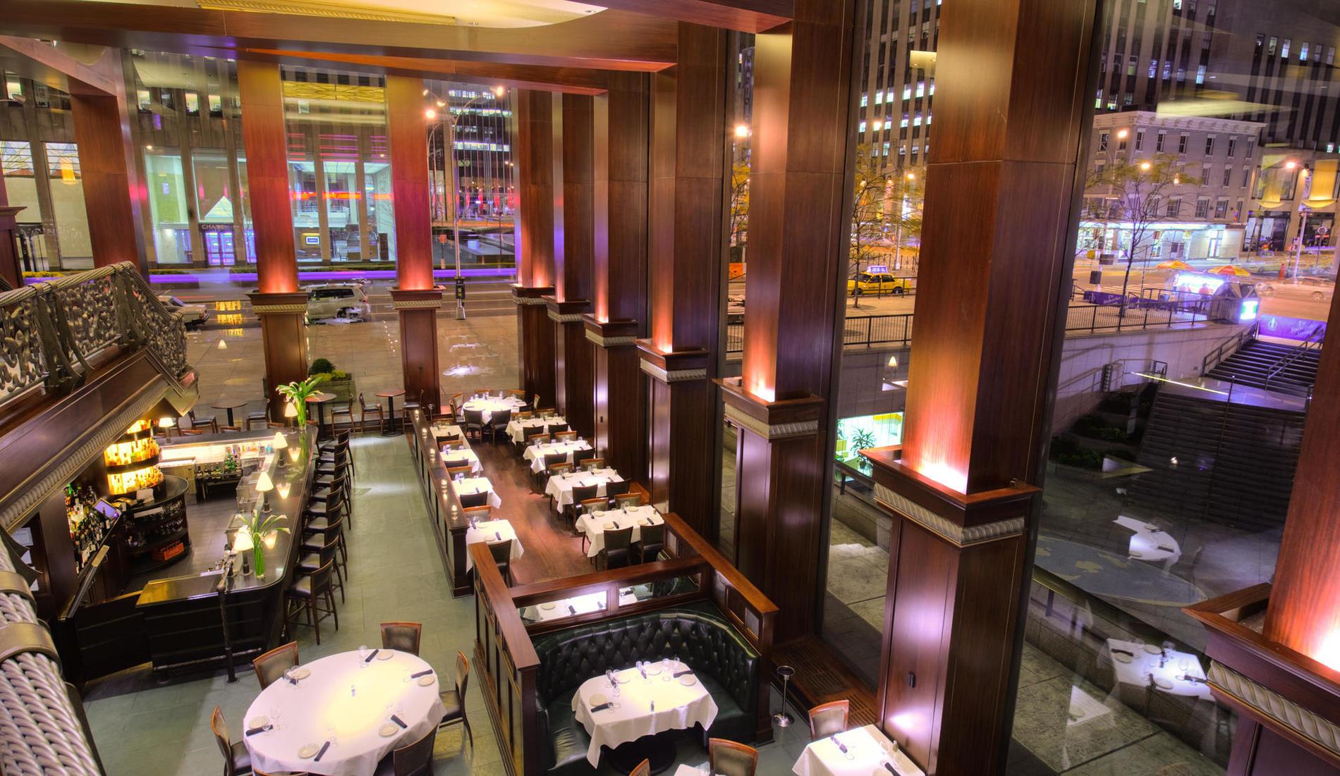 Del Frisco\'s Double Eagle Steak House | New York, NY