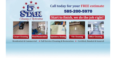 5 star cleaners coupons