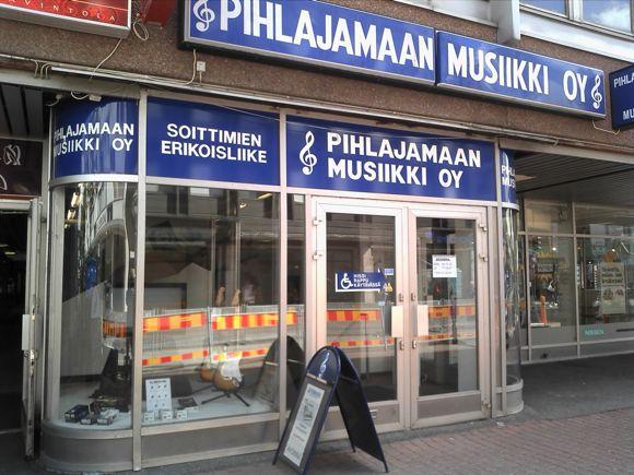 Pihlajamaan Musiikki Oy