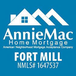 Mortgage Lender in SC Fort Mill 29708 AnnieMac Home Mortgage - Fort Mill 1201 Carolina Place Suite 102-111 (855)241-5824