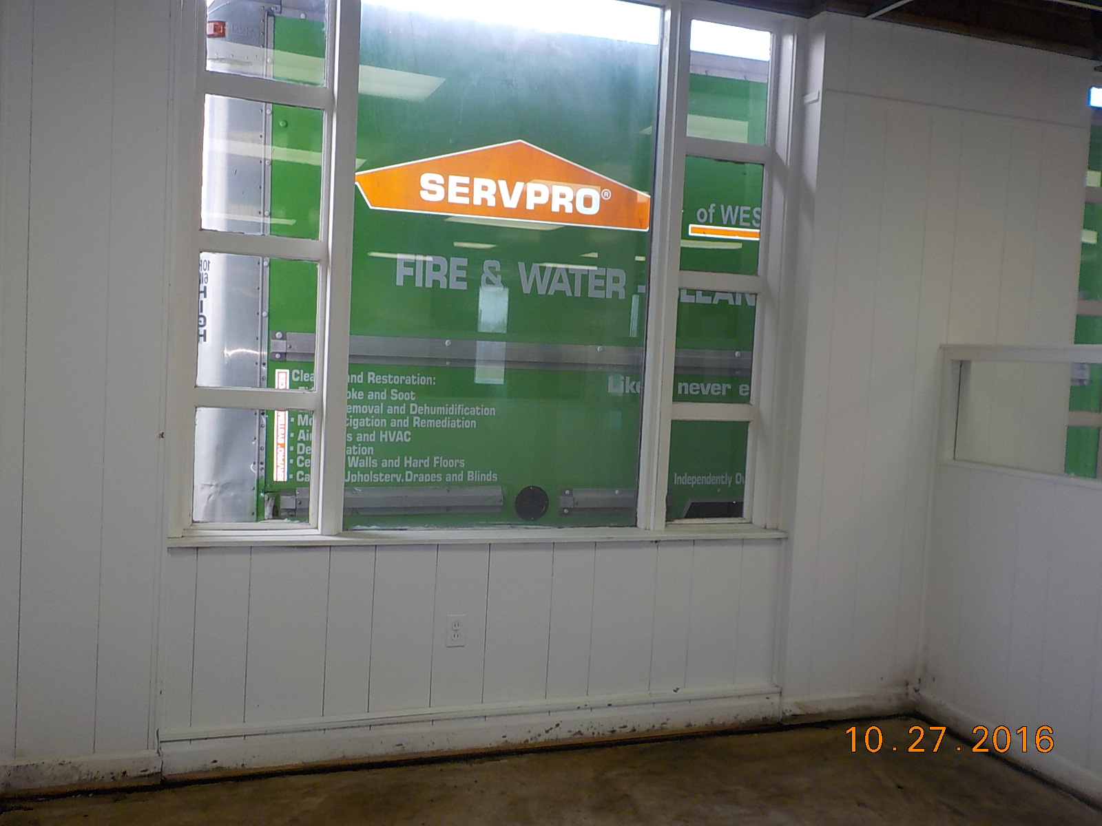 Servpro Of West Mecklenburg County Charlotte North