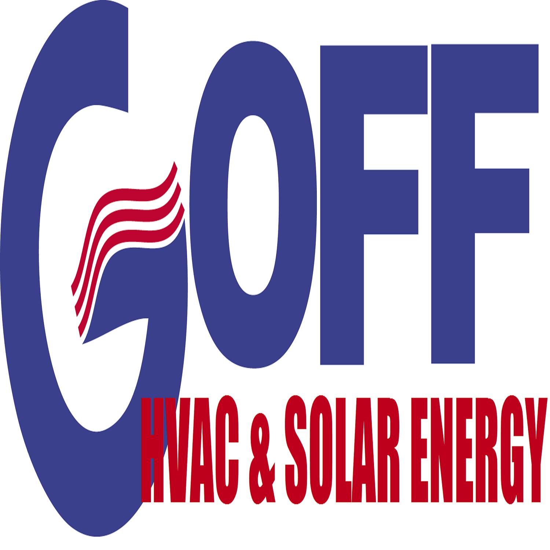 Goff Hvac & Solar Energy (Aka Goff Heat & Cooling)