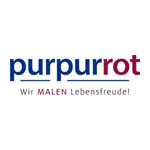 purpurrot - Karl Pugganig