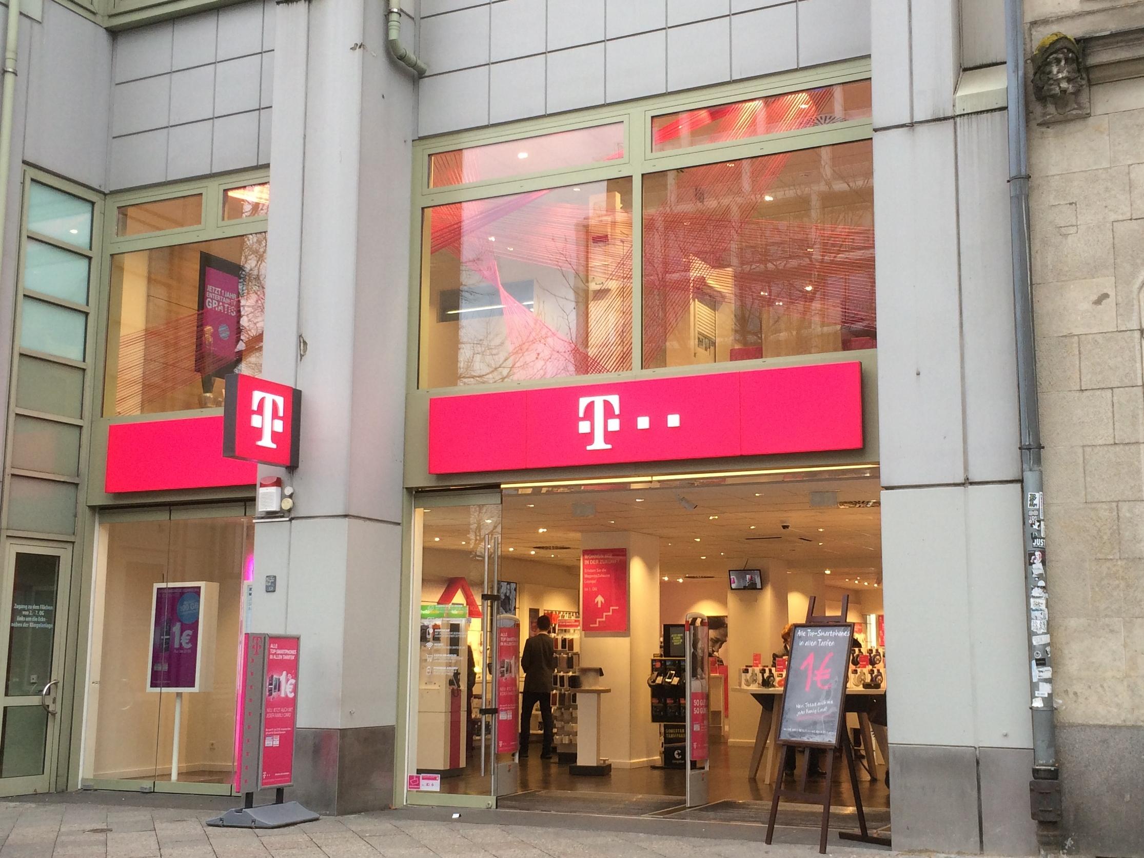 Telekom Shops Berlin
