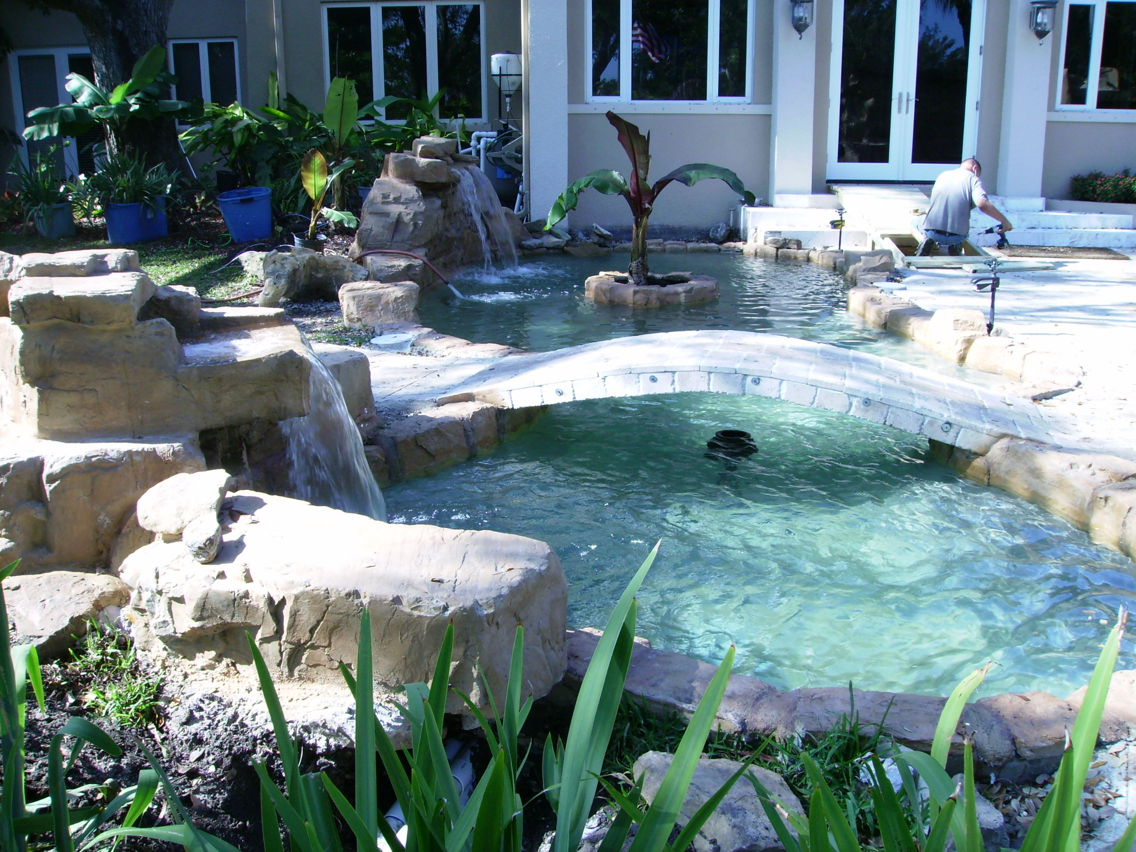 Ivy ponds inc coupons near me in miami 8coupons for Koi pond maintenance near me