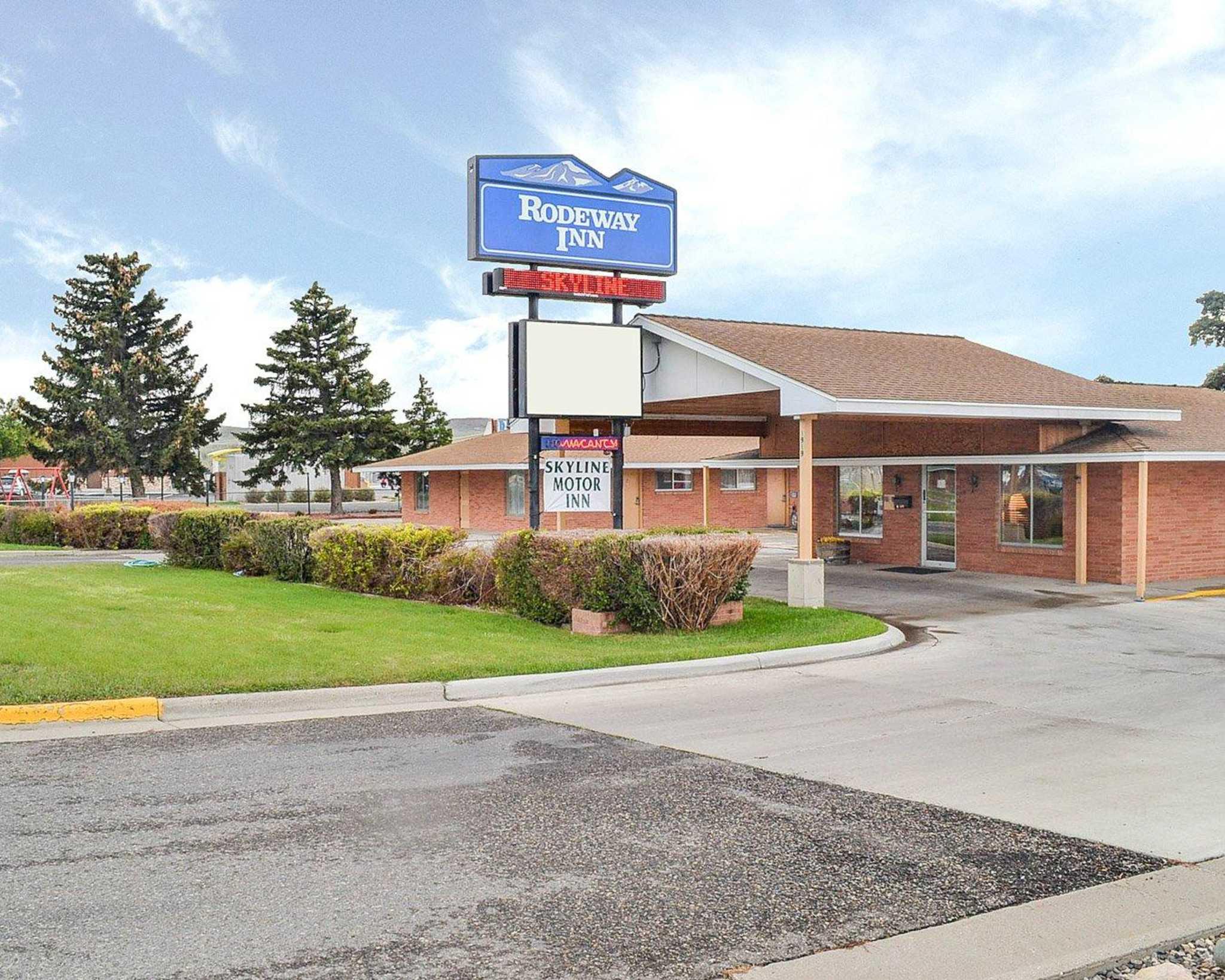 Rodeway Inn Cody Wyoming Wy