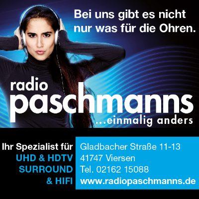 Bild zu Paschmanns GmbH in Viersen