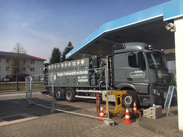 Kaya Umwelttechnik GmbH Tankreinigung & Service