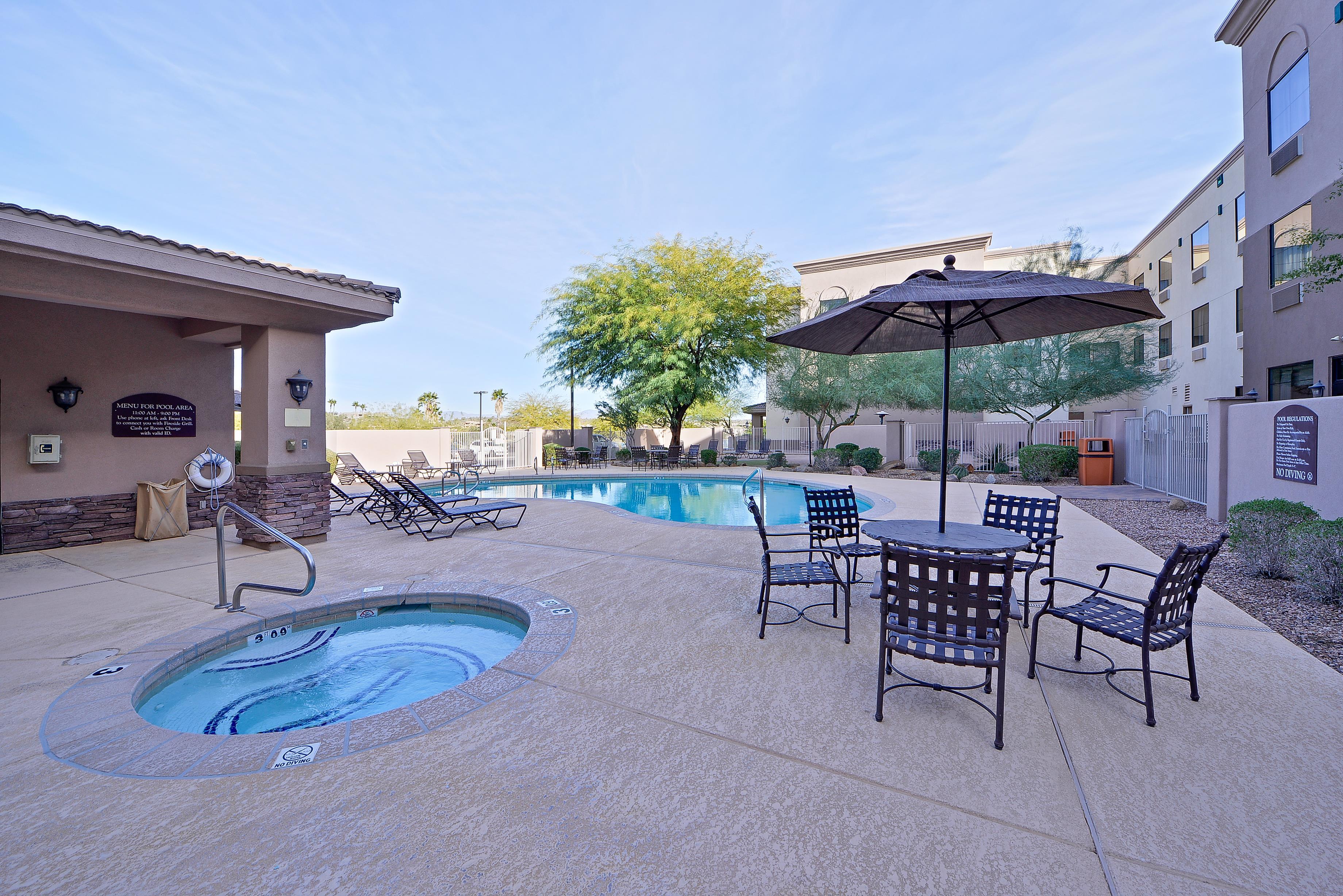 Lexington Hotel Suites Fountain Hills North Scottsdale Fountain Hills Arizona Az