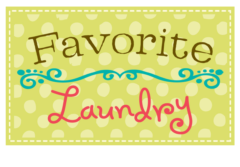 Favorite Laundry Children's Clothing