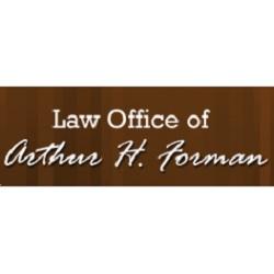 Law Office of Arthur H Forman