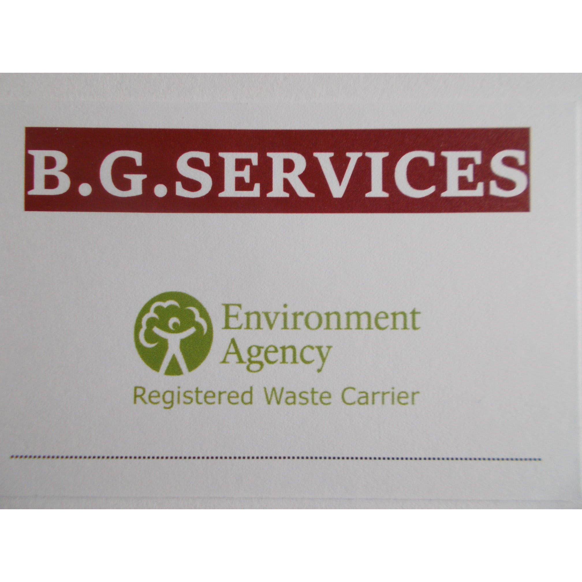 image of BG Services Rubbish Clearance