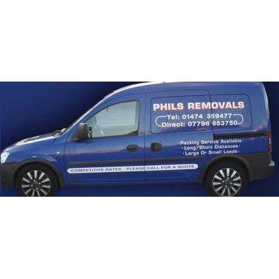 Phil's Removals - Gravesend, Kent DA12 1HJ - 07796 853750 | ShowMeLocal.com