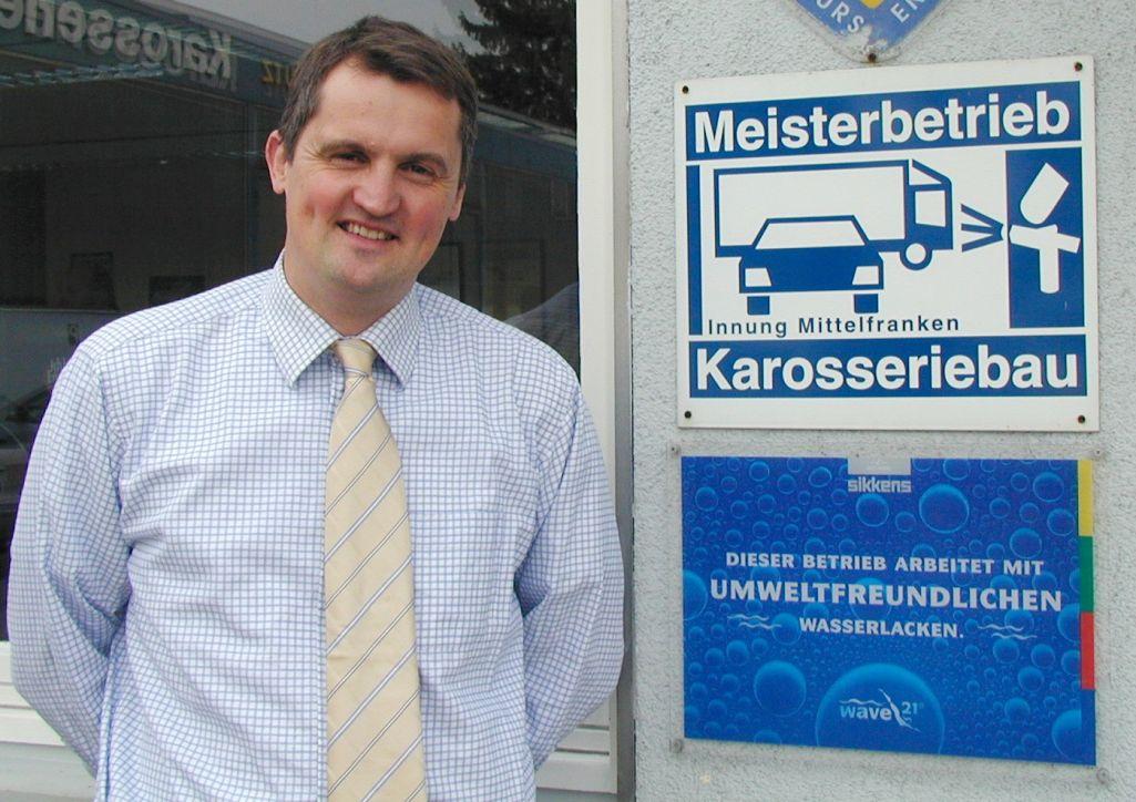 Karosserie- und Lackierzentrum Schmidt