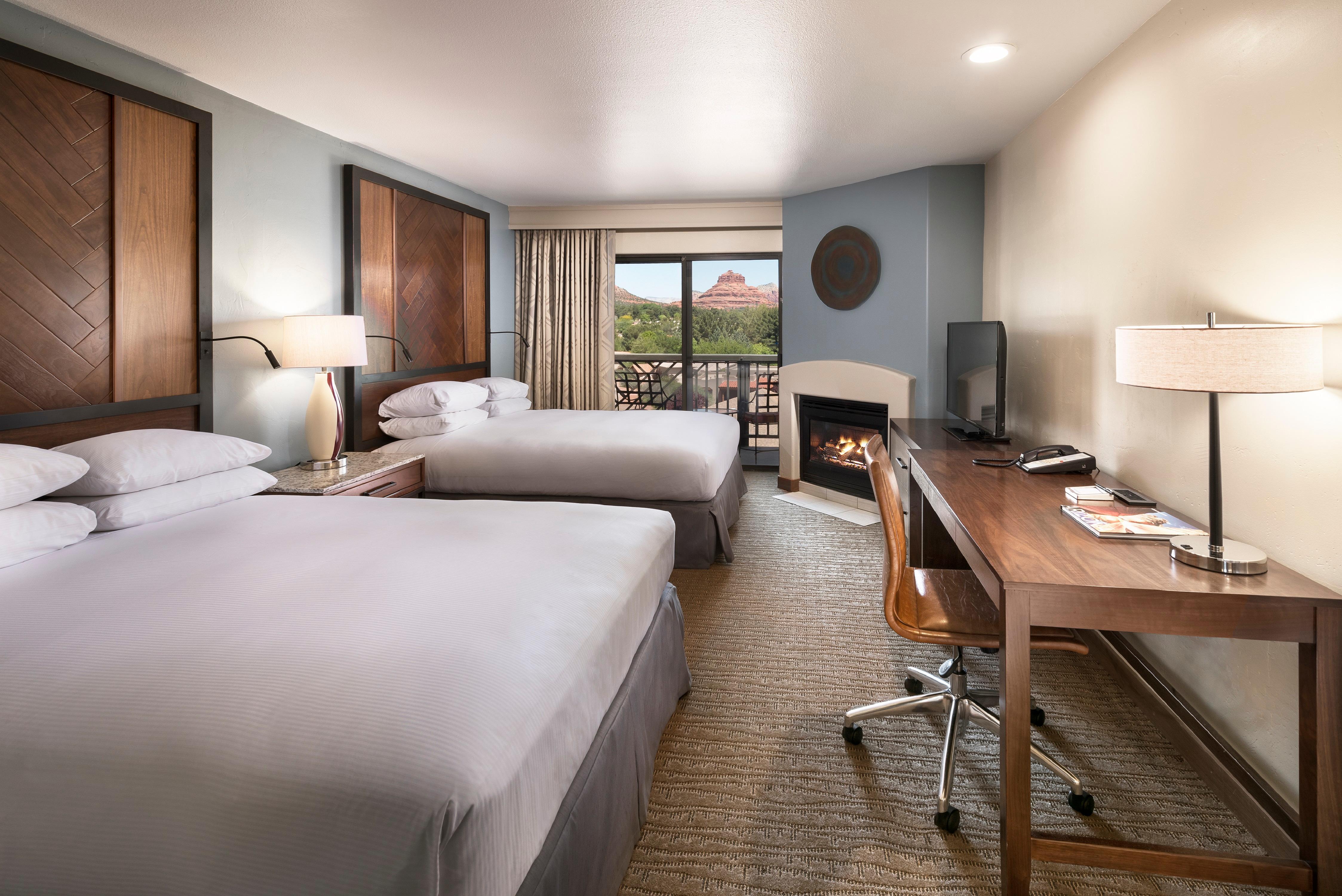 Hilton sedona resort at bell rock sedona arizona az for Sedona cabins and lodges