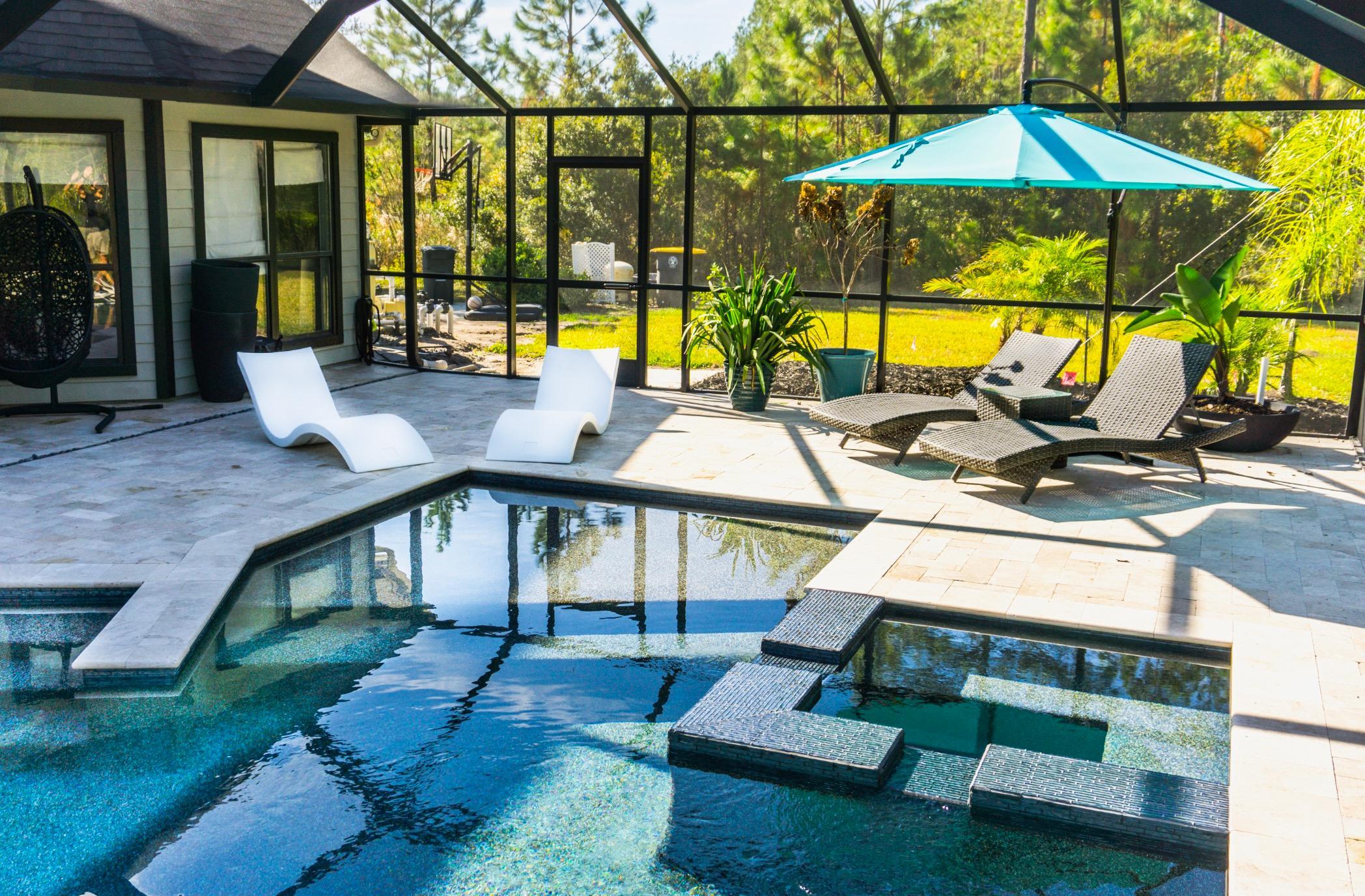Florida Luxury Pools Atlantic Beach Florida Fl