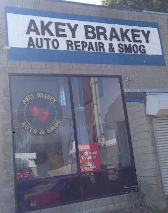 Akey Brakey Auto Repair Tire & Smog