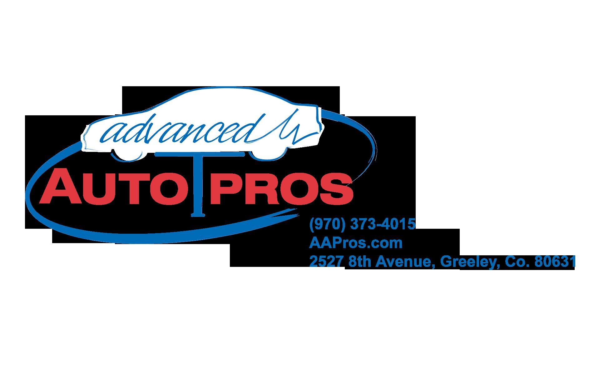 Advanced Auto Pros - Greeley, CO - General Auto Repair & Service