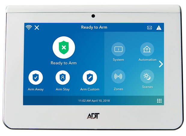 ASAP ADT Home Security Management Tablet