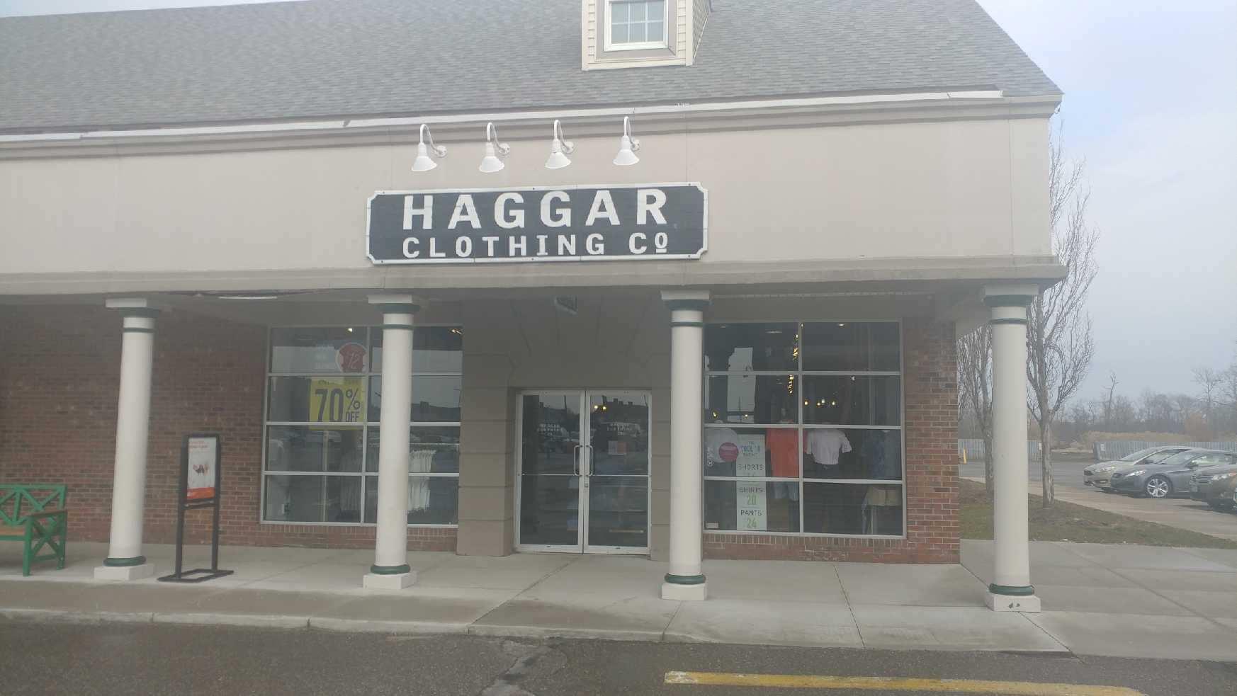 Haggar Store