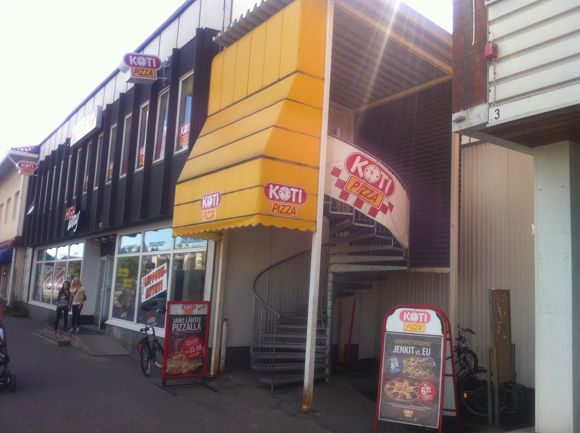 Kotipizza Kuusamo