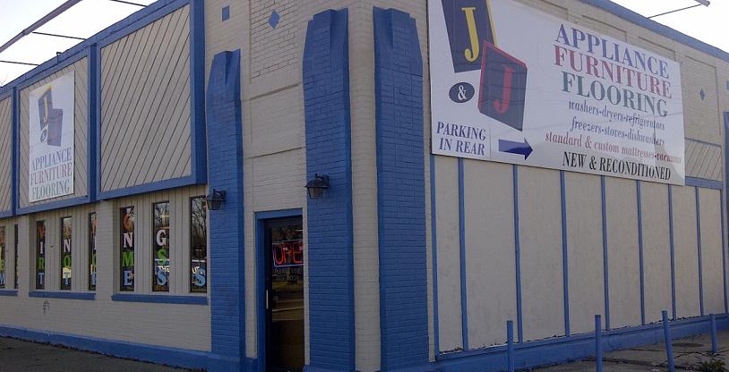 J J Appliance Furniture Lansing Michigan Mi