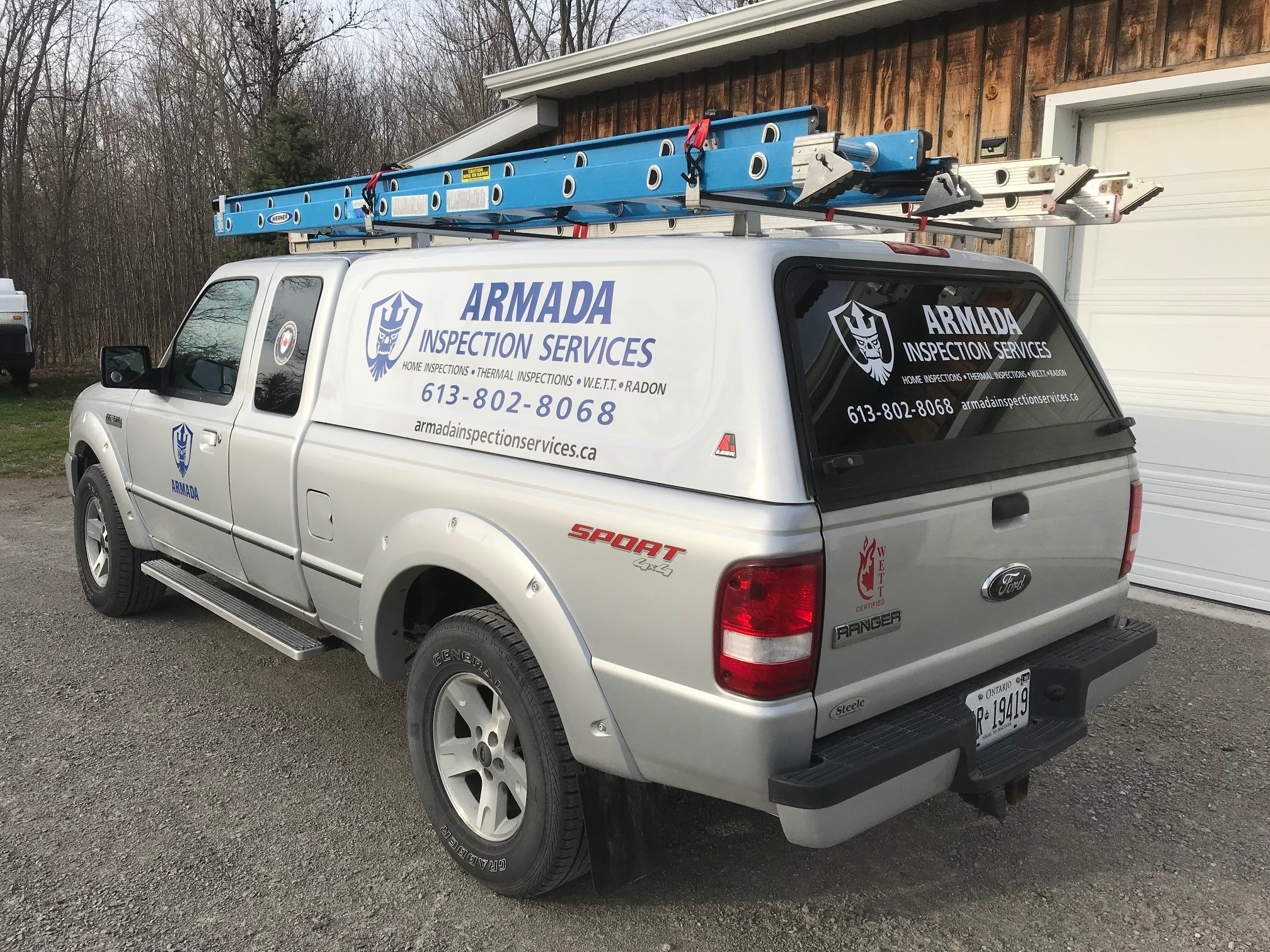 Armada Inspection Services in Athens