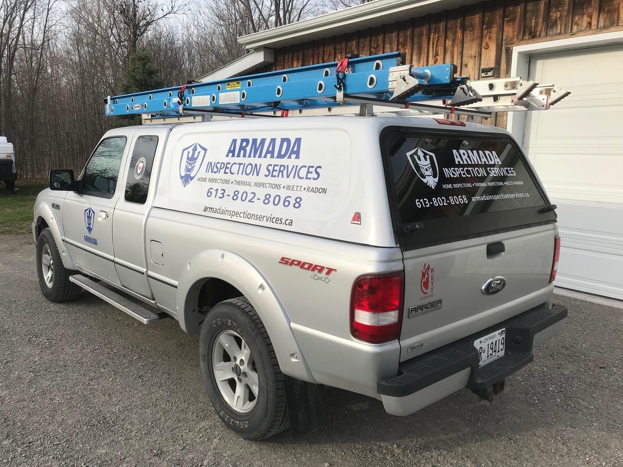 Armada Inspection Services à Athens