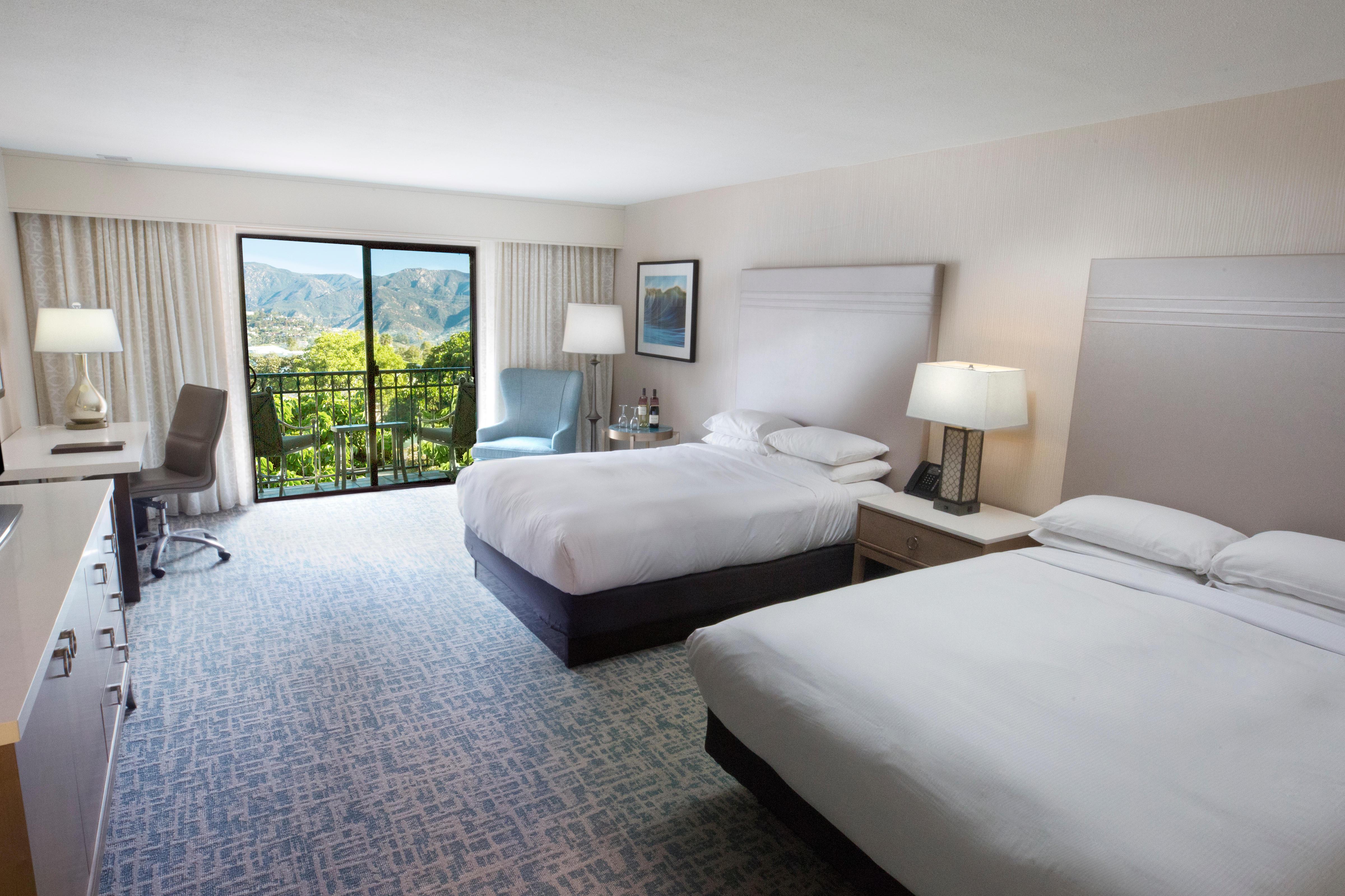 Santa Barbara Hotels With Conference Rooms