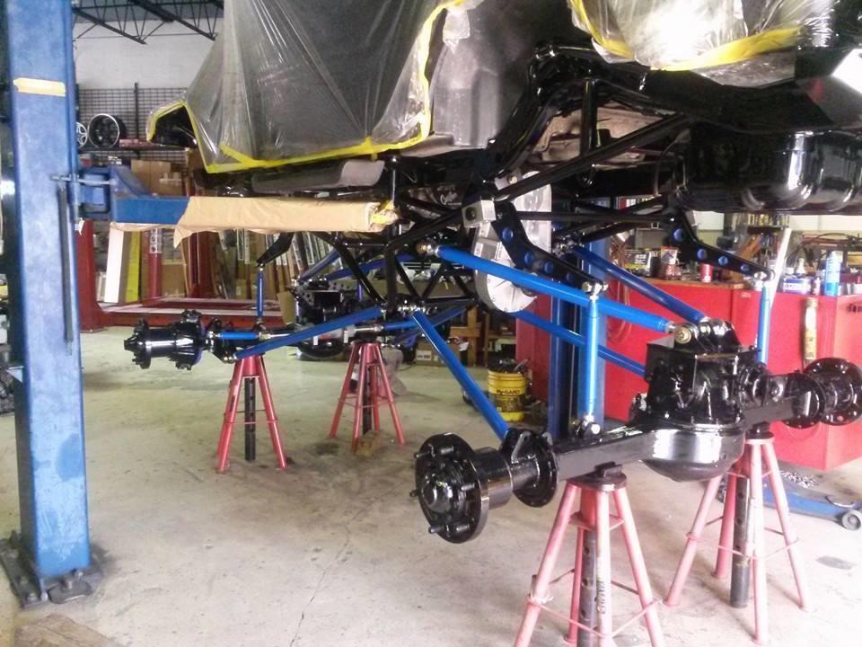 Custom Truck Shop - Port Saint Lucie, FL 34952 - (772)335-1700 | ShowMeLocal.com