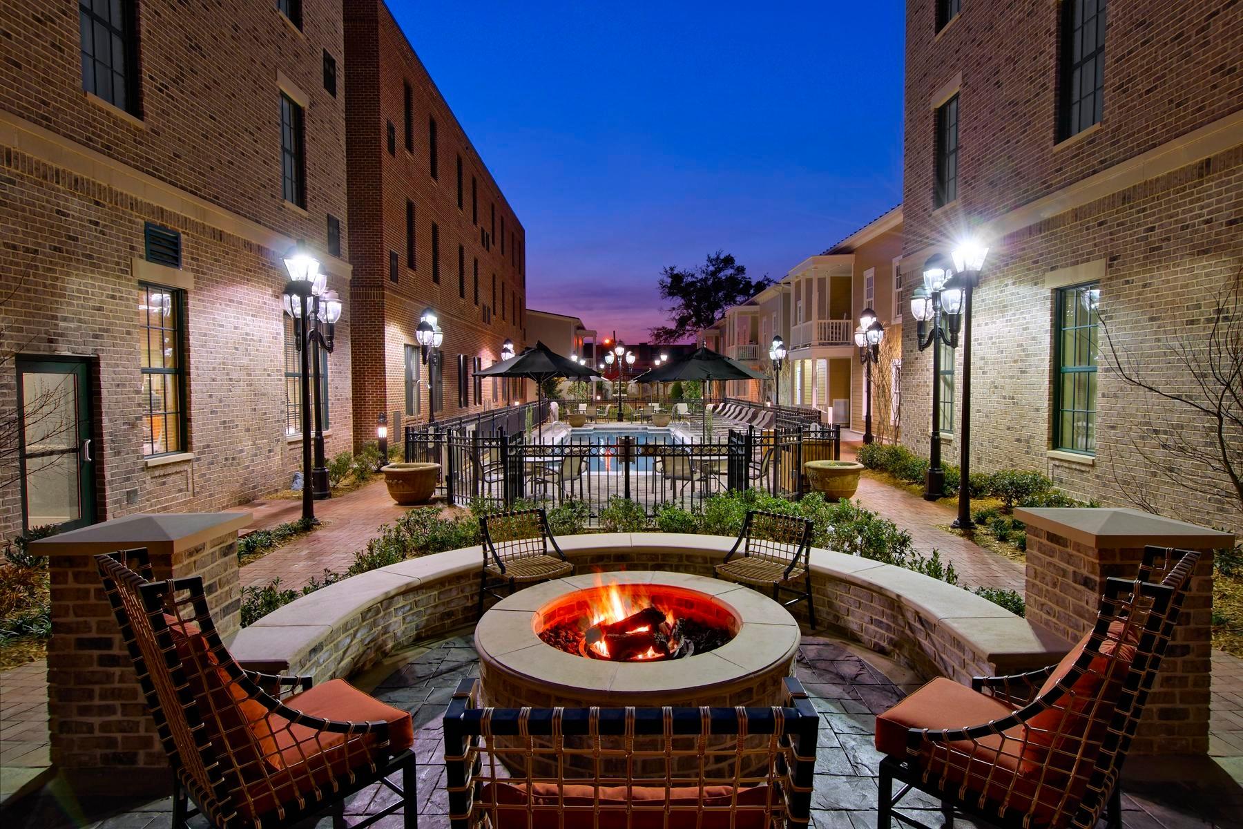 Residence Inn Savannah Downtown/historic District In