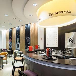 Nespresso Madison Boutique Cafe New York Ny