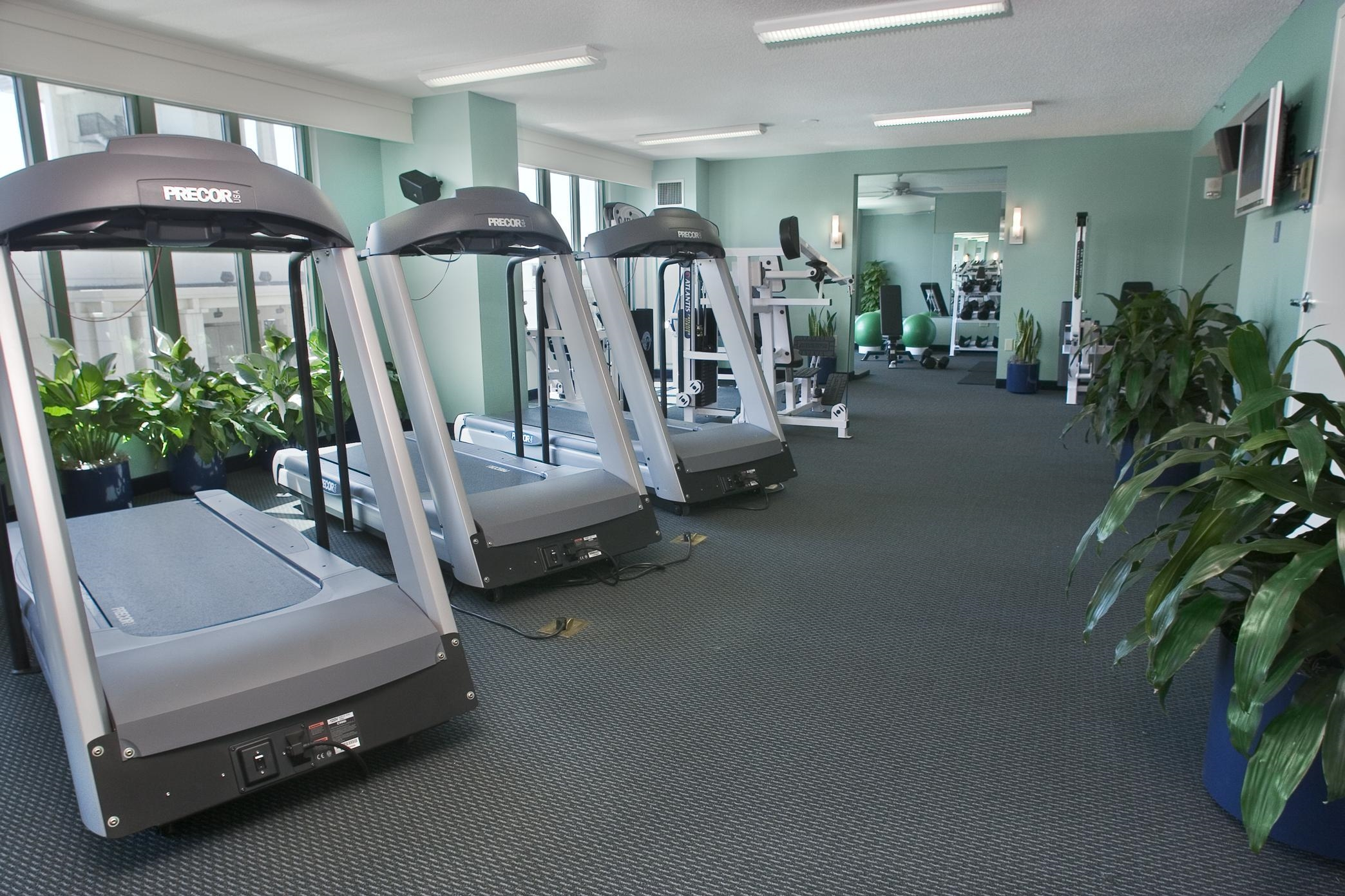 24-Hour Health Club