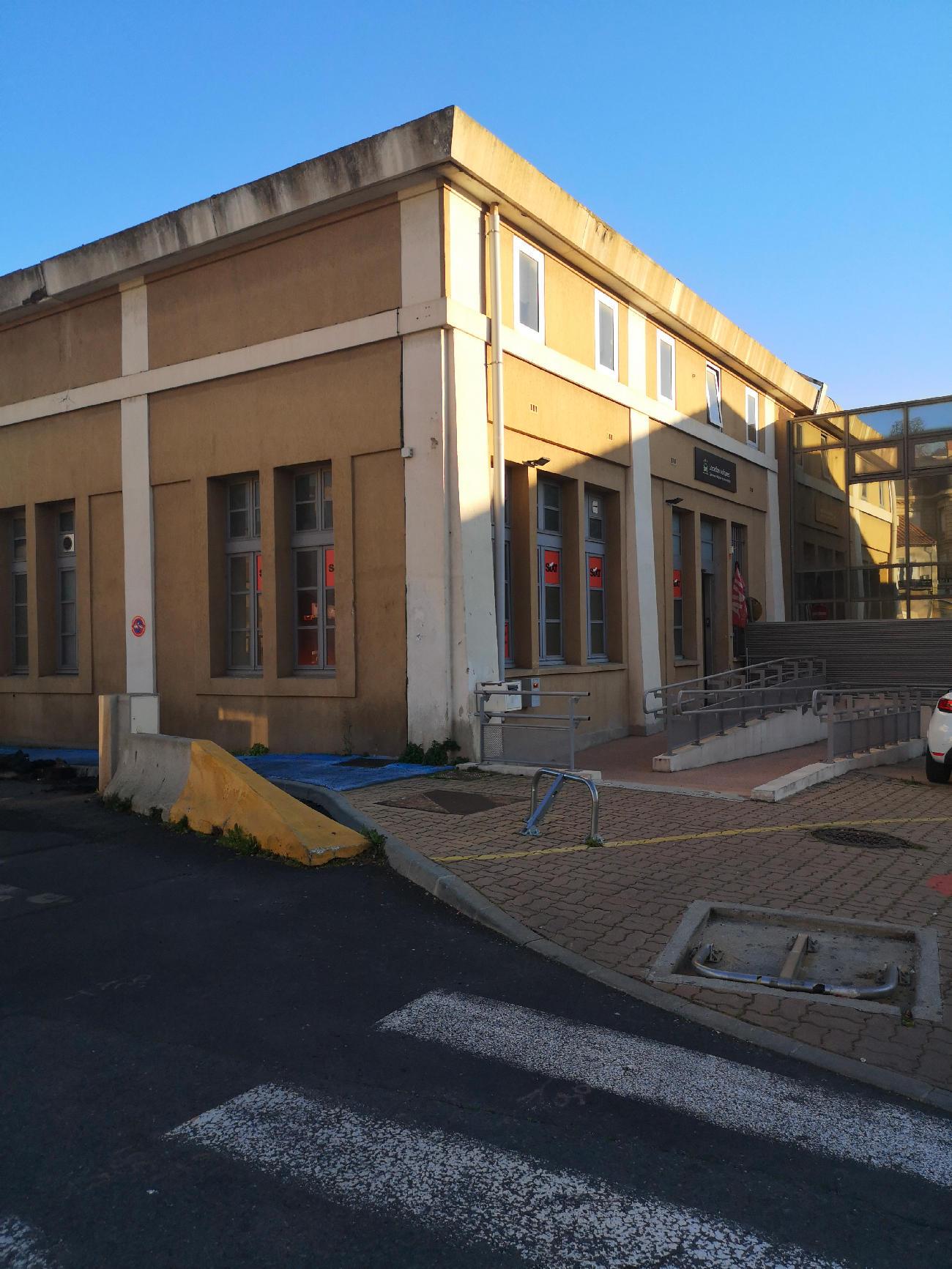 Sixt Béziers Gare