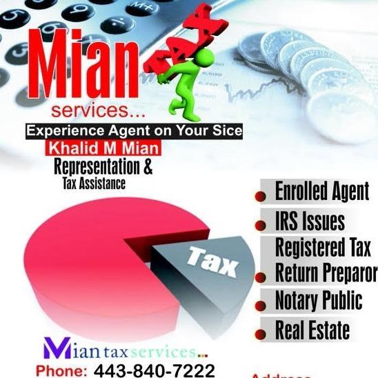 Mian Tax Services LLC