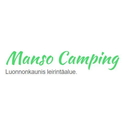 MANSO camping