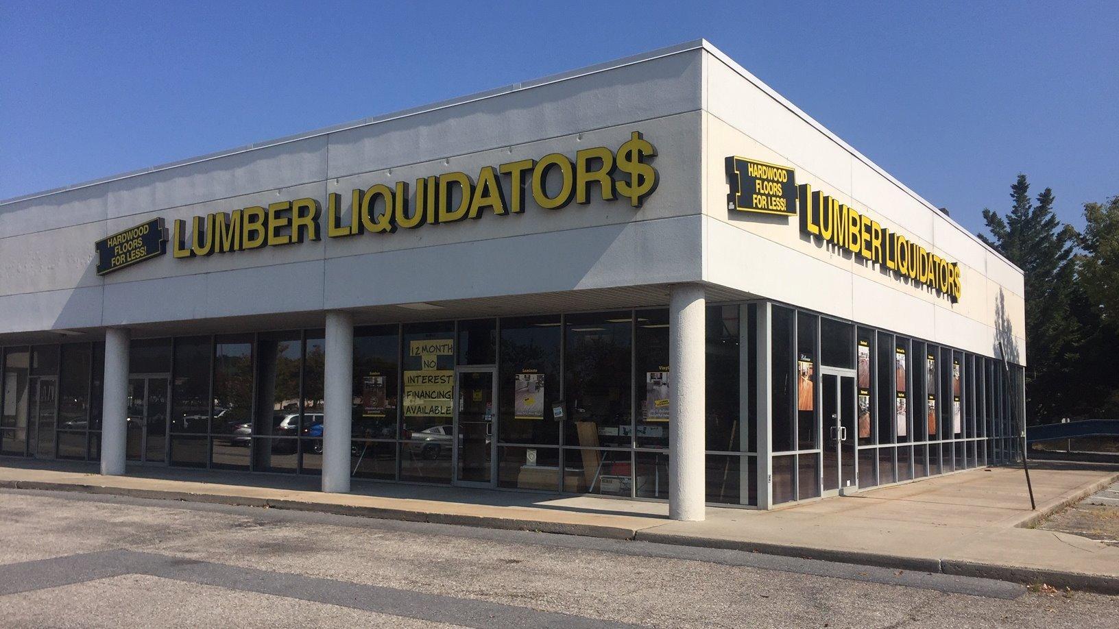 LL Flooring #1334 Glen Burnie | 585-A East Ordnance Rd | Storefront