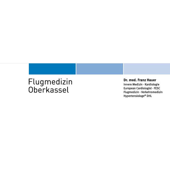 Bild zu Flugmedizin Oberkassel Dr. med. Franz Hauer in Düsseldorf
