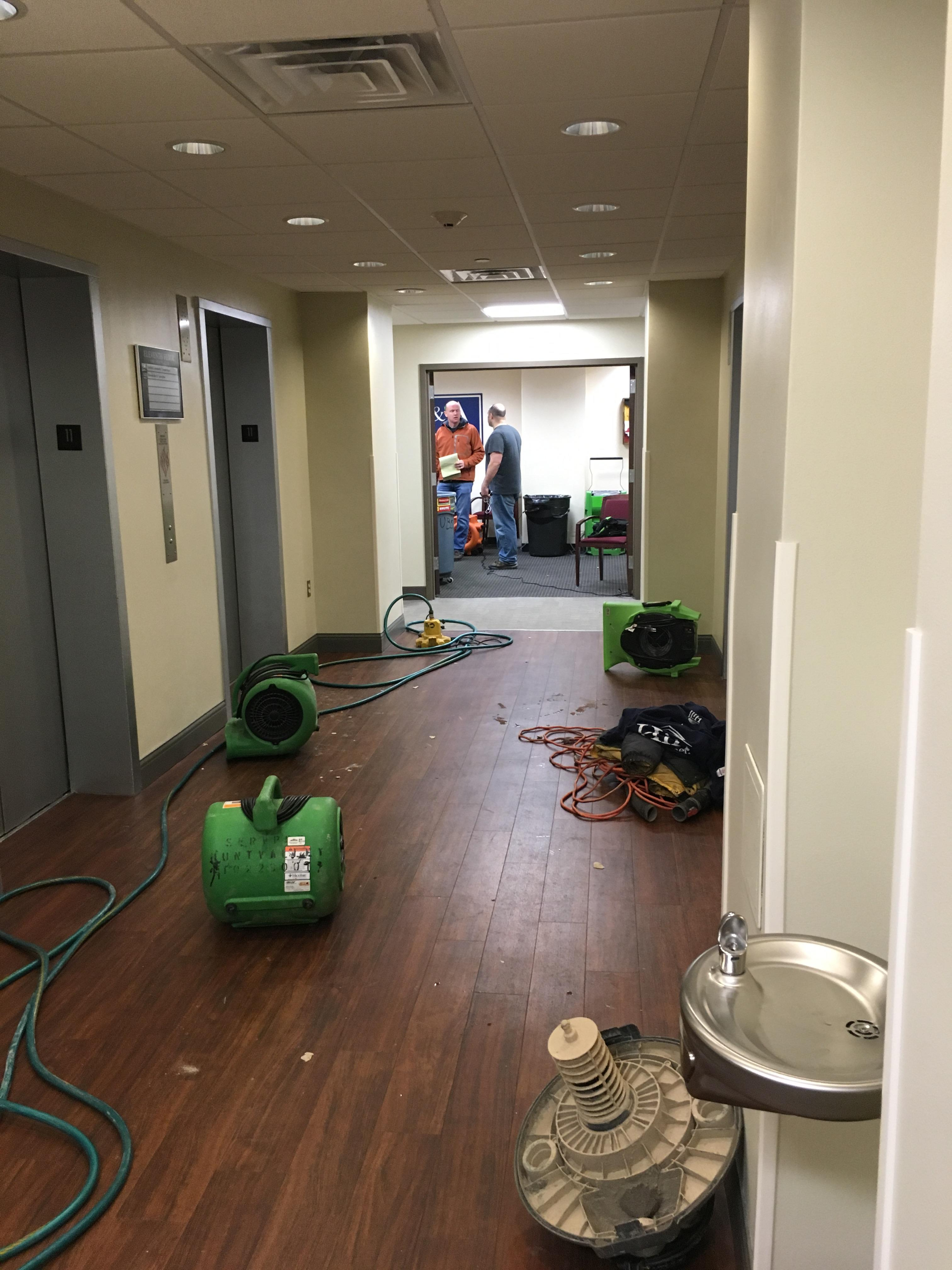 Servpro Of Bel Air Water And Fire Damage Cleanup And